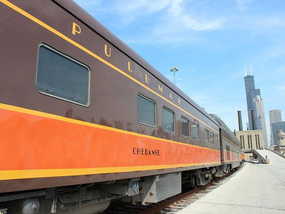 Pullman Rail Journeys is bringing restored, historic luxury Pullman train cars back in service between Chicago and New Orleans.