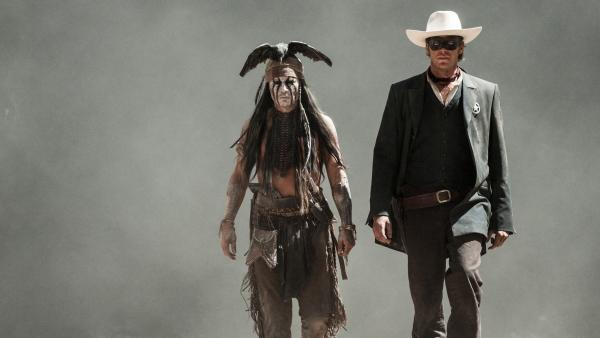 There's a backstory for just about everything in Gore Verbinski's <em>The Lone Ranger, </em>including what drives the title character (Armie Hammer) to don the mask — and what's up with that dead crow Tonto (Johnny Depp) wears on his head.