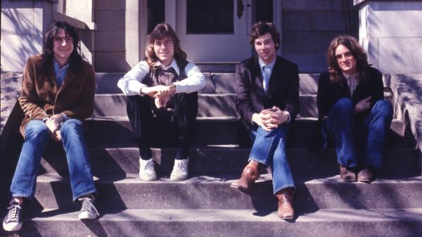 The Memphis pop band Big Star (composed at one point of, from left to right, Andy Hummel, Jody Stephens, Chris Bell and Alex Chilton) would eventually be acknowledged as a significant force among purveyors of power-pop — though not until years after the group's demise.