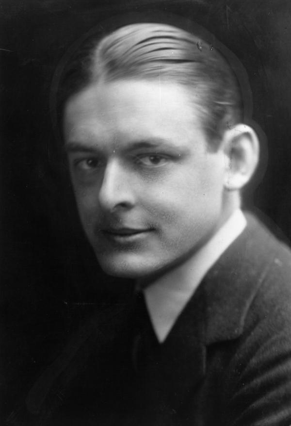 "T.S. Eliot (1888 - 1965), winner of <a href=""http://www.nobelprize.org/nobel_prizes/literature/laureates/1948/eliot-bio.html"">the 1948 Nobel Prize in Literature</a>"