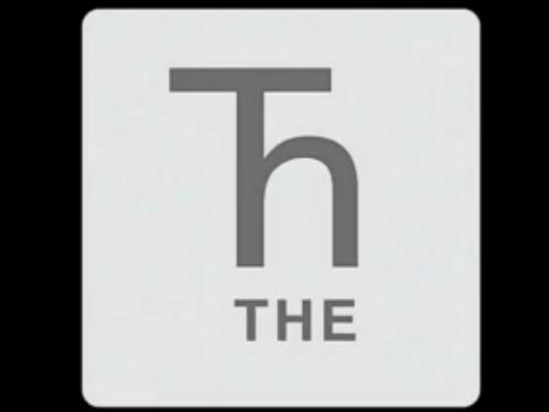 "This new symbol for ""the"" probably won't become a new trend."