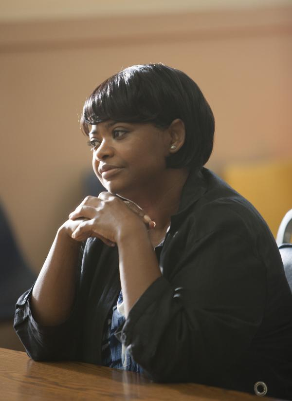 Academy Award-winning actress Octavia Spencer plays the mother of Oscar Grant in the film <em>Fruitvale Station. </em>