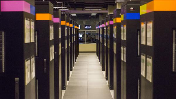 Pretty servers hold private health data at Cerner.