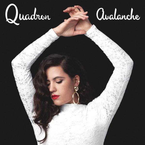 "Quadron's new album ""Avalanche"" is one of three that Here & Now pop culture critic Renee Graham recommends."