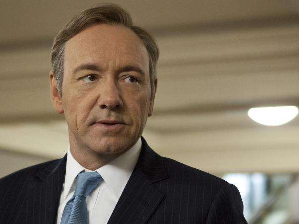 <em>House Of Cards</em>, starring Kevin Spacey, received nine Emmy nominations this morning.