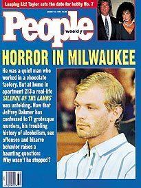 Dahmer in <em>People</em>