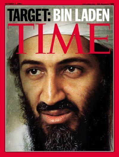 Bin Laden in <em>Time</em>