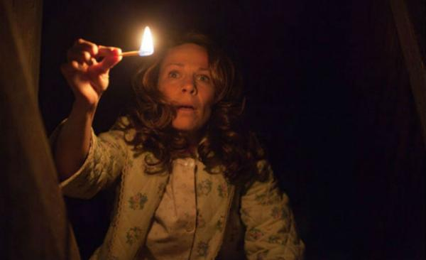 "Actress Lili Taylor is one of the stars in ""The Conjuring."" (Warner Bros. Pictures)"