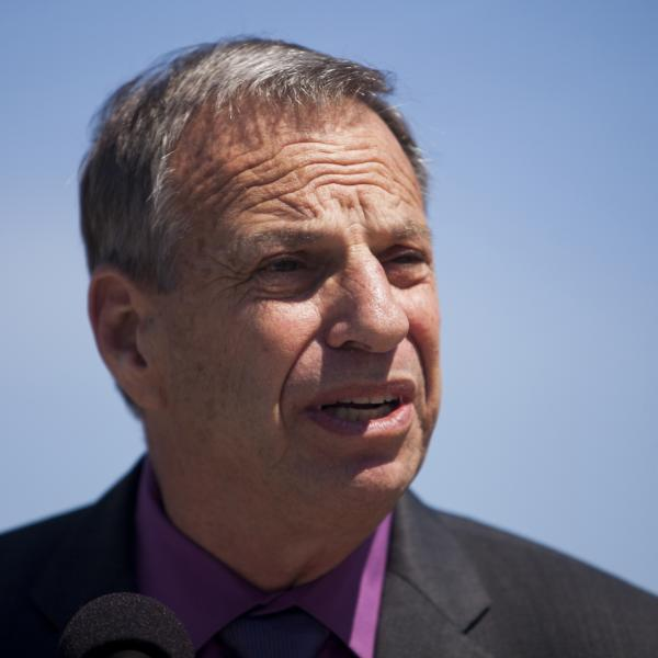 San Diego Mayor Bob Filner (D) on Thursday.