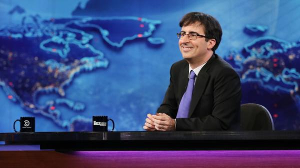 John Oliver is filling in as the summer guest host of <em>The Daily Show</em>. His own stand-up show on Comedy Central is returning for a fourth season.
