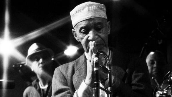 """Randy Weston says that Benny Powell (pictured) """"had that fat, round sound; he had the foundation of New Orleans in the trombone playing."""""""