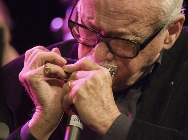 <p>Toots Thielemans.</p>