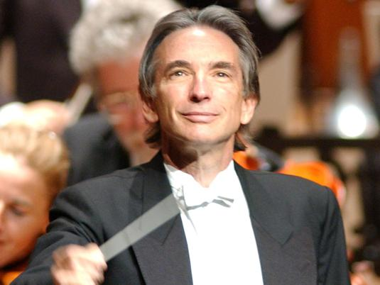 Michael Tilson Thomas is currently touring the country with the San Francisco Symphony as part of a month-long <em>American Mavericks</em> festival.