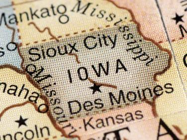 Newly covered Iowans with pre-existing conditions run up monthly costs of about $4,800.