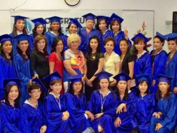 ABC is known among Vietnamese immigrants for getting graduates on the job market quickly.