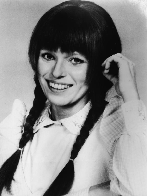 Louise Lasser starred in <em>Mary Hartman, Mary Hartman</em>, a short-lived '70s TV show that Lear conceived of as a soap opera parody.
