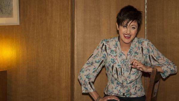 Tracey Thorn, famous for her work in Everything but the Girl, has a new solo album of seasonal tunes called <em>Tinsel and Light</em>s.