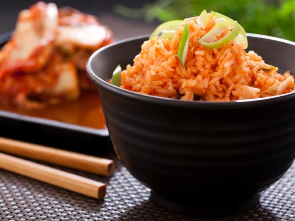 Commentator Bonny Wolf expects Asian cuisine such as kimchi fried rice to become even more popular in 2013.