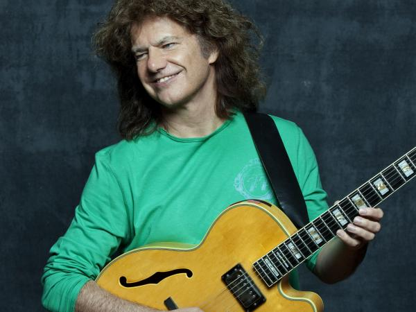 Pat Metheny.