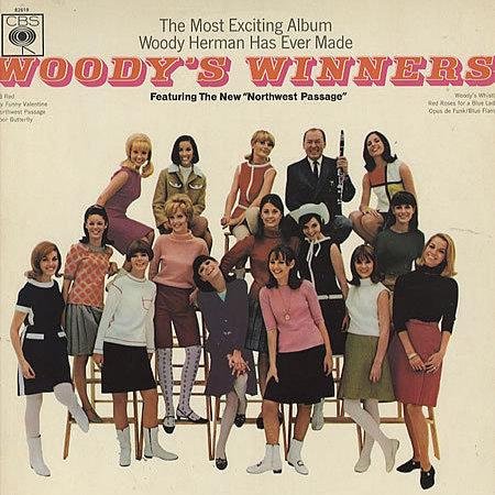 <em>Woody's Winners </em>cover art