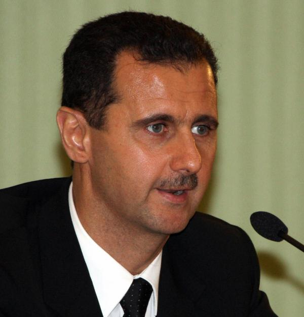 Syrian President Bashar Assad made it clear in an interview with the Argentine newspaper <em>El Clarin</em> that he was not resigning.