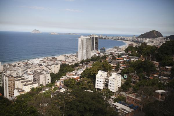 Police Pacification Units began entering Rio communities in 2009 to drive out the drug trafficking and arms dealing that had ruled the neighborhoods for decades.