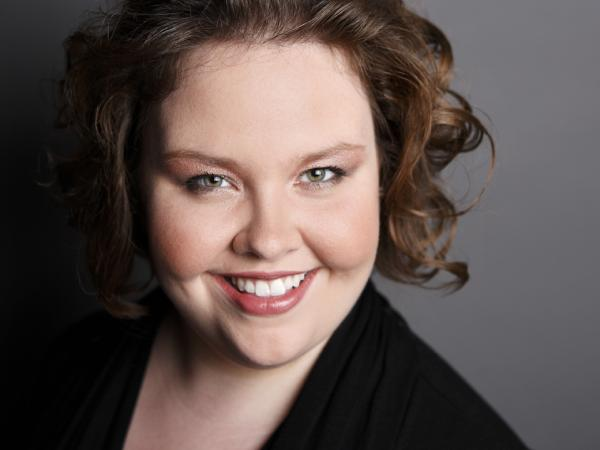 Mezzo soprano Jamie Barton, who won the BBC Cardiff Singer of the World competition Sunday night.
