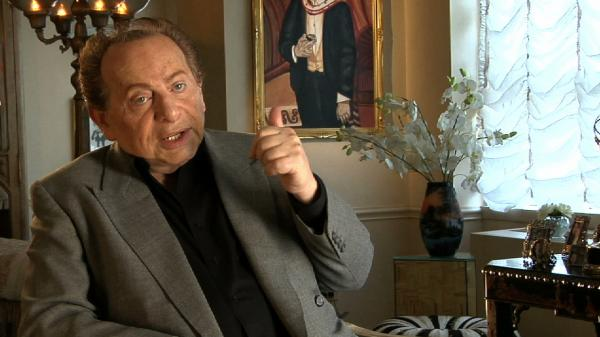 Jackie Mason is one of a host of comedians interviewed in <em>When Comedy Went to School,</em> a documentary about a generation of Jewish comics and the Catskills resorts that nurtured them.