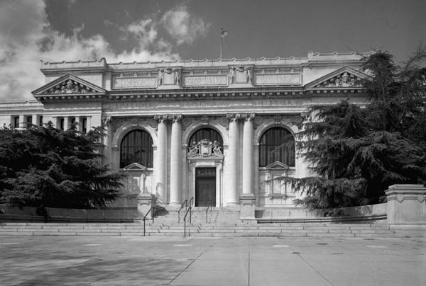 "The Carnegie Library in Washington, D.C., dates back to 1903. Paul Dickson, author of <em>The Library in America,</em> says this library was ""one of the first really beautiful public buildings"" in the city."