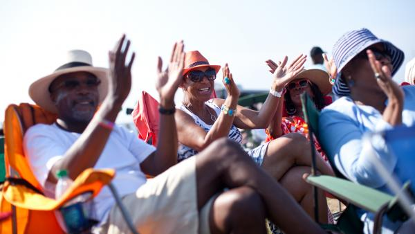 Get ready for the 2013 Newport Jazz Festival.