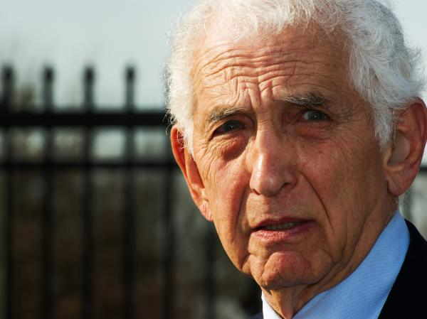 Daniel Ellsberg was a military analyst in 1971 when he released the Pentagon Papers, a top-secret study of U.S. government decision-making in Vietnam.