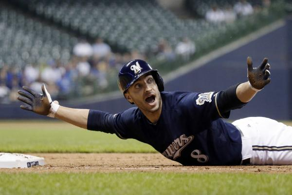 <strong>Ryan Braun:</strong> Last year, the National League Most Valuable Player of 2011 won an appeal of a 50-game ban after a drug test showed high testosterone levels. But this summer, the Milwaukee Brewers star admitted he had made mistakes and accepted a 65-game ban.