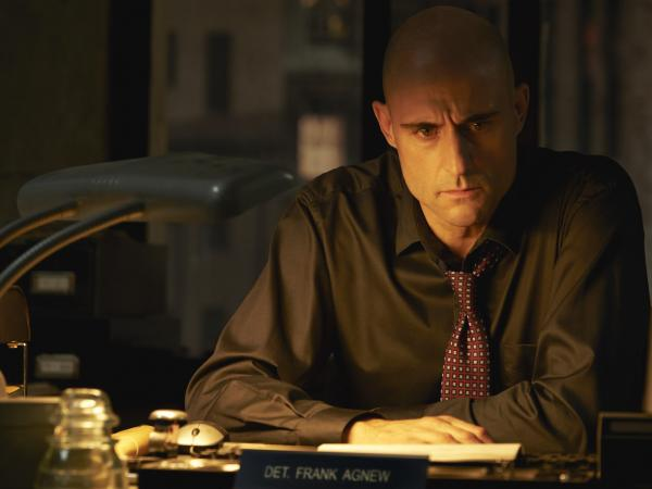 AMC's <em>Low Winter Sun</em> is based on an award-winning British miniseries of the same name, and which also starred Mark Strong.