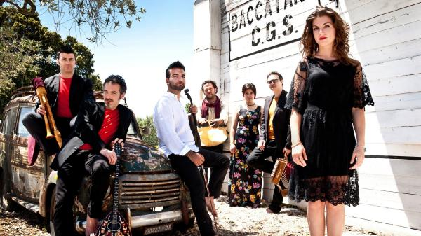 The band Canzoniere Grecanico Salentino is leading the revival of an old Italian folk style called <em>taranta</em>, which has hypnotic rhythms meant to have restorative powers.
