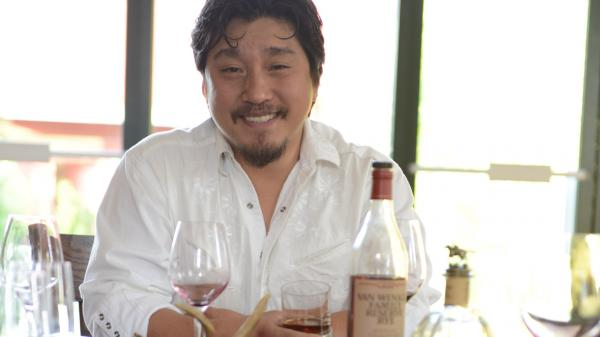 "On his website, chef Edward Lee <a href=""http://chefedwardlee.com/bio/"">is described</a> as ""one part Southern soul, one part Asian spice, and one part New York attitude."""