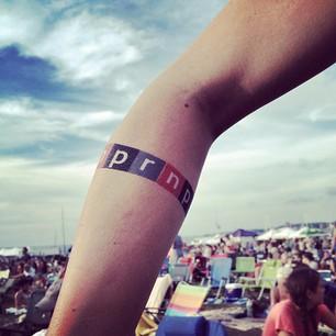 Show us your NPR tattoos!