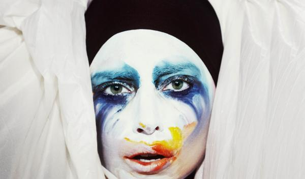 "An image from the cover of Lady Gaga's latest album, ""Artpop."" (Lady Gaga)"