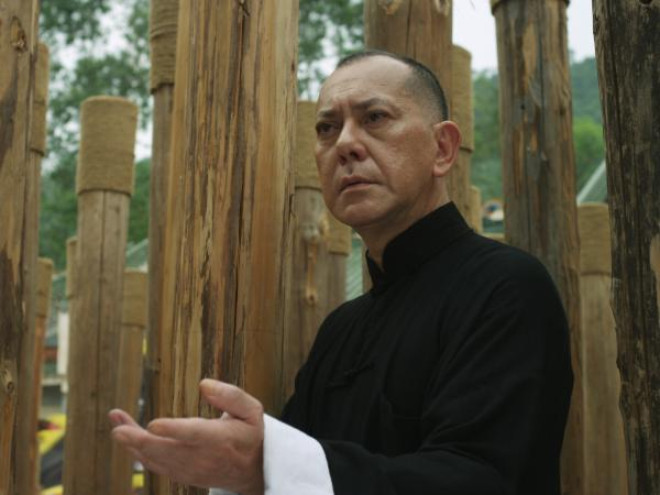 Anthony Wong plays an older Ip Man in <em>Ip Man: The Final Fight</em>, which will open in the U.S. on Sept. 20.