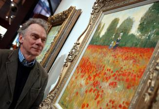 John Myatt is an artist and a convicted forger. (Castle Galleries)