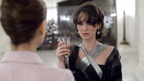 Winona Ryder in the 2010 thriller <em>Black Swan</em>