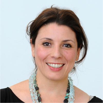 NPR South America Correspondent Lourdes Garcia-Navarro after receiving her Edward R. Murrow Award in 2012.