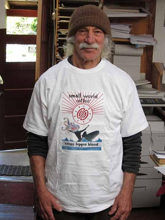 Lloyd Kahn, a pioneer and advocate of the DIY ethic. (Lloyd Kahn)