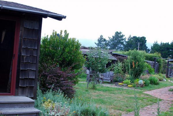 Kahn's garden. (Nicolás Boullosa/Flickr)
