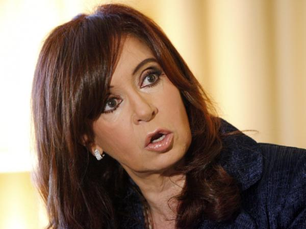 Argentina's President Cristina Fernandez de Kirchner won re-election in October with the country enjoying a relatively strong economy. Here, she answers questions during at the G-20 Summit in Toronto in 2010.