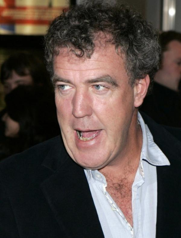 Jeremy Clarkson. (2007 file photo)