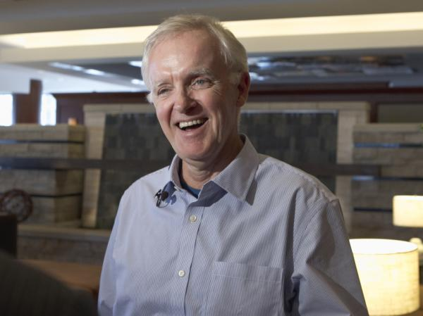 Bob Kerrey in Omaha, Neb., Wednesday, Feb. 29, 2012.