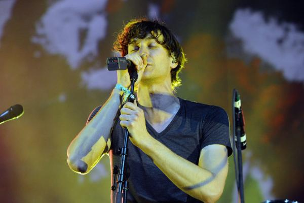 "Performers at Coachella, like Gotye, seen here April 15, were subject to a ""radius clause"" that prevented them from playing in the immediate area of the festival. So that they didn't waste the week between the festival's two weekends, Gotye's booking agent, Tom Windish, scheduled performances for his clients in locations like San Francisco and Las Vegas."