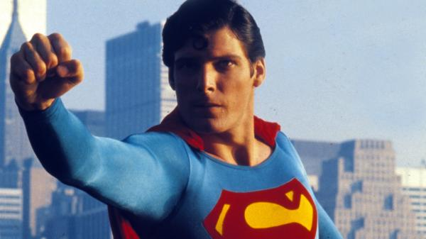 Christopher Reeve played Superman in Richard Donner's 1978 film. Larry Tye has written a new biography of the Man of Steel.