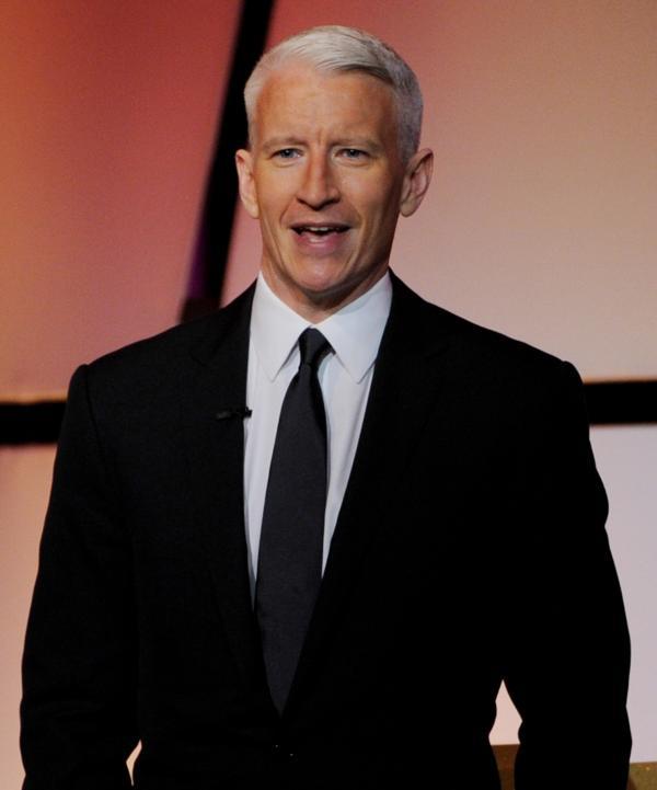 CNN's Anderson Cooper.