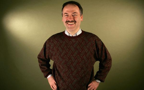 Will Shortz, puzzle master for NPR's Weekend Edition Sunday since the program's start in 1987, is also the crossword editor of <em>The New York Times.</em>